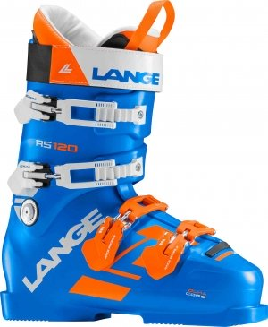 Lyžiarky Lange RS 120 power blue/orange/white