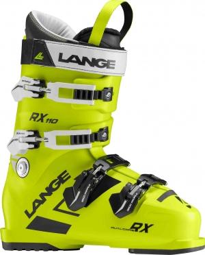 Lyžiarke Lange RX 110 lime/black/white