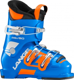 Detské lyžiarky Lange RSJ 50 blue/orange