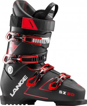 Lyžiarky Lange SX 90 tr. black/red