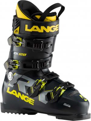 Lyžiarky Lange RX 120 black/yellow