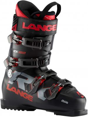 Lyžiarky Lange RX 100 black/red