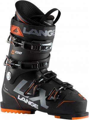 Lyžiarky Lange LX 130 black/orange