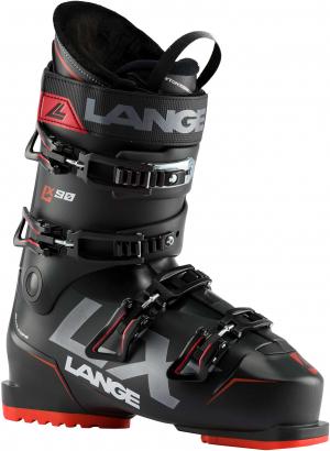 Lyžiarky Lange LX 90 black green/red