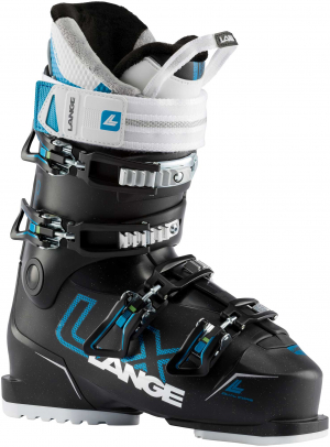 Lyžiarky Lange LX 70 W black glitter/blue